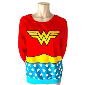 DC Comics kids Wonder Woman Sweatshirt XL
